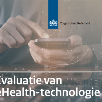 Evaluatie van eHealth-technologie